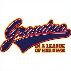 Grandma League of Her Own T-Shirt