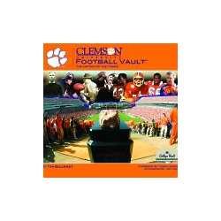 Clemson University Football Vault Book