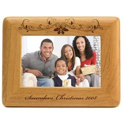Very Merry Picture Frame