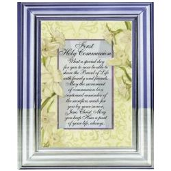 First Holy Communion Musical Frame