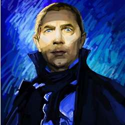 Bela Lugosi Pop Art Print