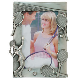 Tennis Gal Picture Frame