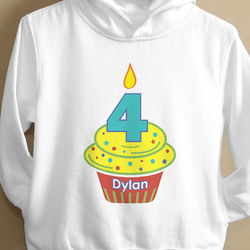 Personalized Birthday Hoodie
