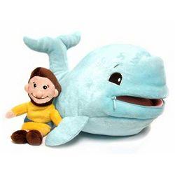 Jonah and Fish Plush Toy