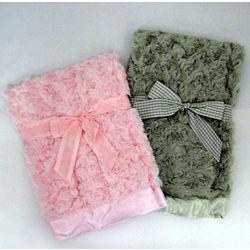 Personalized Swirley Snuggle Blanket