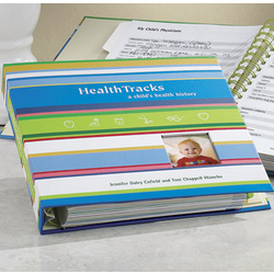 Health Tracks Binder