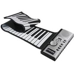61 MIDI Soft Digital Keyboard