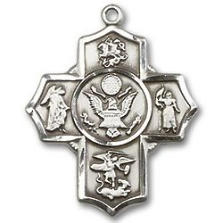 5-Way Army Medal