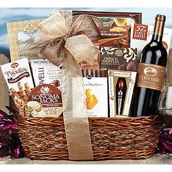 Cliffside Cabernet Bon Appetit Gift Basket