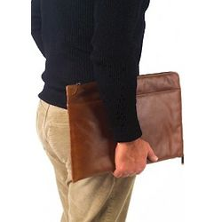 Under the Arm Folder Holder
