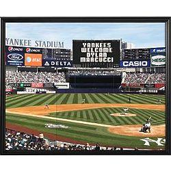 Personalized MLB Scoreboard New York Yankees 11x14 Canvas ...  Yankees
