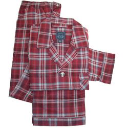 Storm Chaser Lightweight Flannel Pajama Set