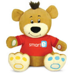 Customizable Interactive Plush Teddy Bear