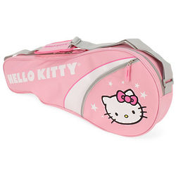 Pink Hello Kitty 3 Pack Tennis Bag