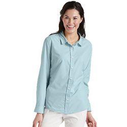 Women's Summerweight Solid UPF Shirt
