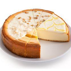Tropical Cheesecake Sampler