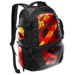 Lax Graphic Print Backpack