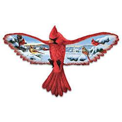 Cardinal Serenade Wall Decor Art