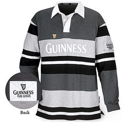 Pure Genius Guinness Rugby Shirt