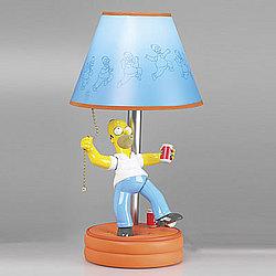 Homer Simpson Lamp Findgift Com