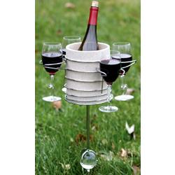 Decorative Wine Garden Picnic Set