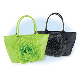 Women's Pretty and Practical Handbag in Green