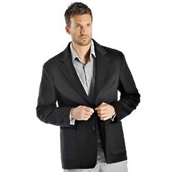 Cashmere & Wool Blend Sport Coat for Men