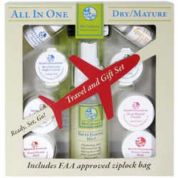 All in One Travel and Gift Set for Dry/Mature Skin