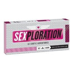 Sexploration 52 Erotic Adventures IOU Coupons