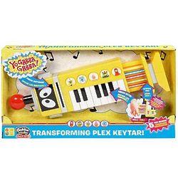 Yo Gabba Gabba Plex Keytar Musical Toy