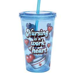 Nurse Acrylic Cup
