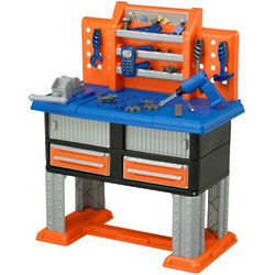 Deluxe Workbench Toy
