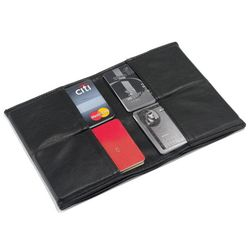 Thinnest 20-Card Leather Wallet