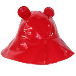 Toddler Boy's Rain Hat with Ears