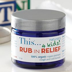 Rub in Relief Vapor Ointment