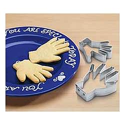 Handprint Cookie Cutter