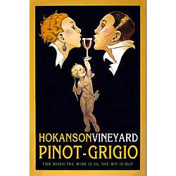 Personalized Vintage Cupid Winery Sign