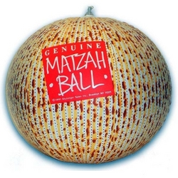 Inflatable Matzah Ball Toy