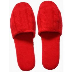 Pure Cashmere Slippers