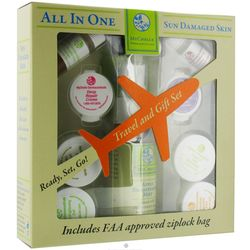 All in One Travel and Gift Set for Sun Damaged Skin