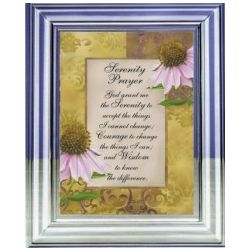 Serenity Prayer Musical Frame