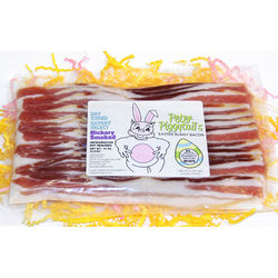 Peter Piggytail's Easter Bunny Hickory Smoked Bacon