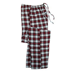 Men's Flannel Pants in a Bag