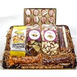 Fall Chocolate Gift Basket