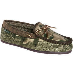 Men's Sawmill Camo Slippers