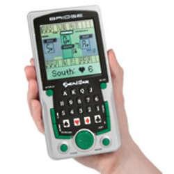 Handheld Electronic Bridge Game
