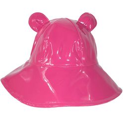 Toddler Girl's Rain Hat with Ears