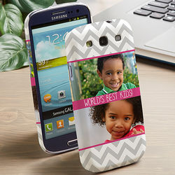 Picture Perfect Samsung Galaxy 3 Cell Two Phone Hardcase