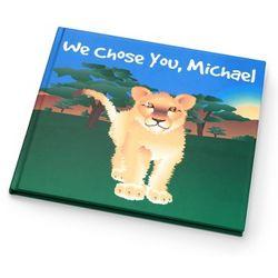 We Chose You, Child's Adoption Book