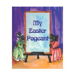 Personalized My Easter Pageant Book